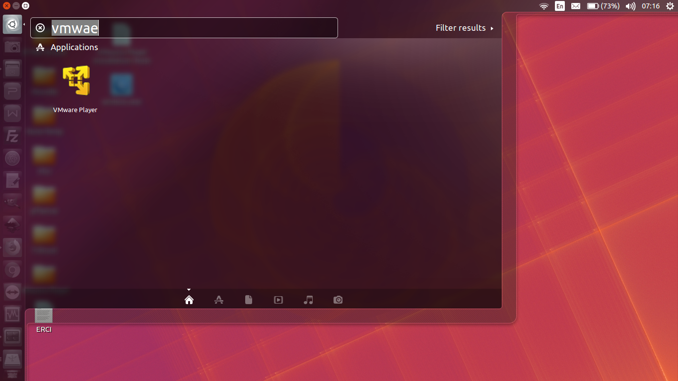 Ubuntu Search