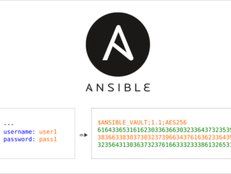 Ansible-Vault