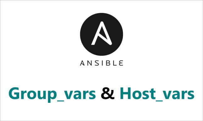 Group Vars dan Host Vars Ansible