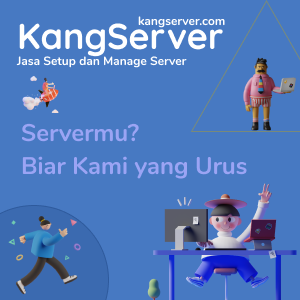 Jasa Manage Server (Cloud & On-Premise) Murah, Terpercaya.