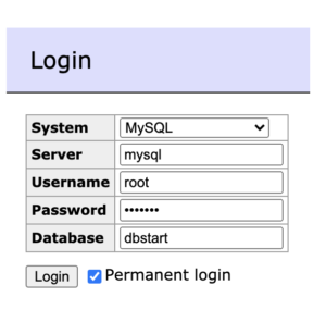 Tutorial Docker Compose MySQL dengan Adminer